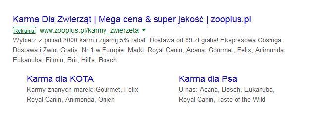 pierwsza kampania w Google Ads - reklama tekstowa w sieci wyszukiwania