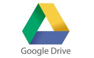 Narzędzia marketingu - Google Drive