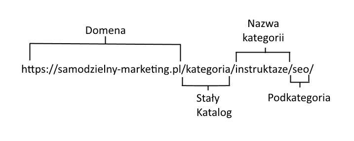 Audyt SEO - logika budowania adresów URL