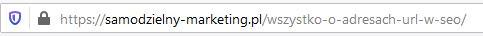 Samodzielny audyt SEO - logika adresów URL dla artykułów