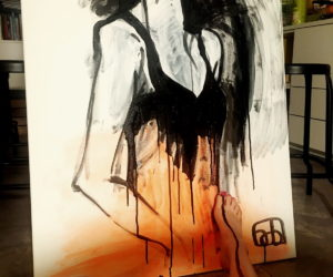 Bronikowska Agata malarstwo kobieta