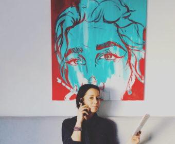 Agata Bronikowska – obrazy do domu na zamówienie