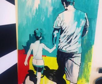 Malowidła na ścianę – Agata Bronikowska