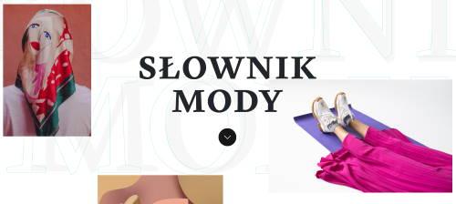 Słownik mody - link building