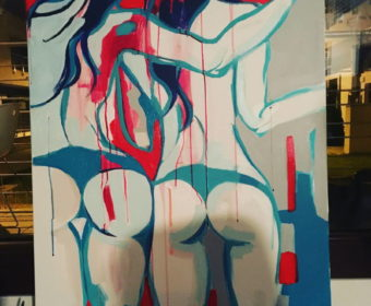 kobiety – obrazy do domu – Agata Bronikowska
